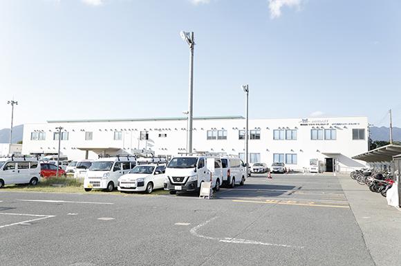 本社・神戸技術センター地上画像